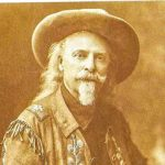 Old photo of Buffalo Bill Cody