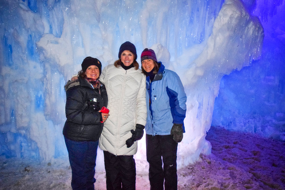 Photo of Dillon Ice Castles