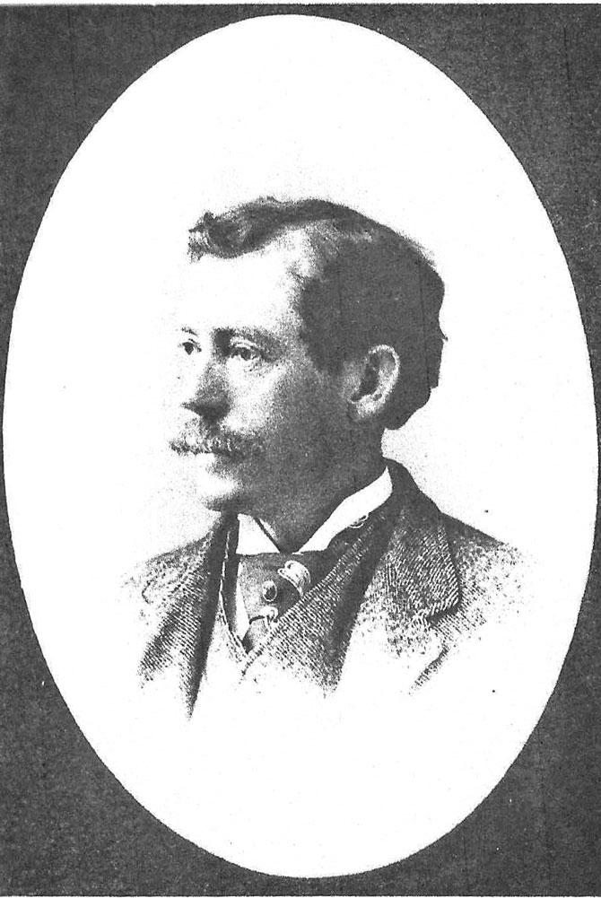 Photo of William Jackson Palmer