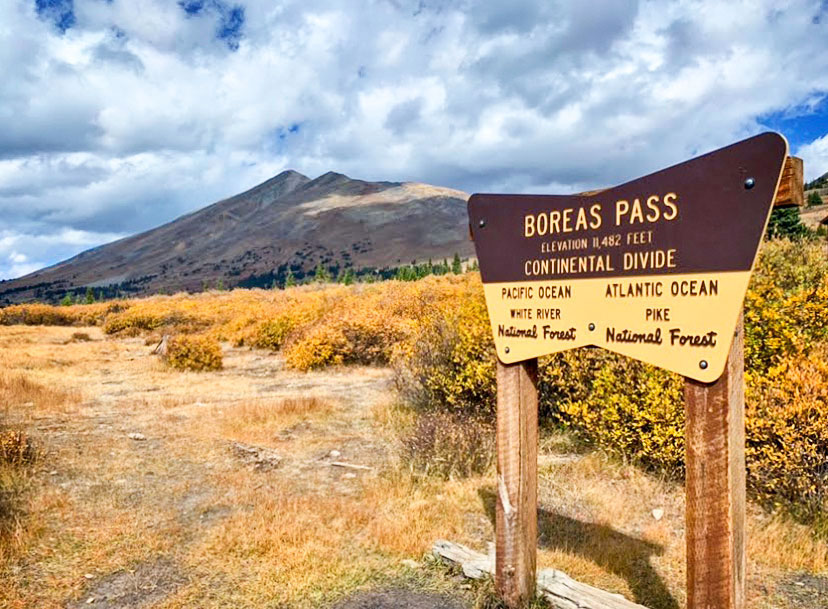 Photo of Boreas Pass