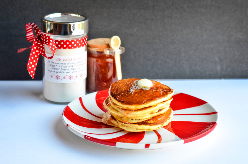 Photo of pancake mix