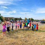 Photo of DCS Montessori kids