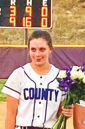 Photo of student athlete Genevieve Bower