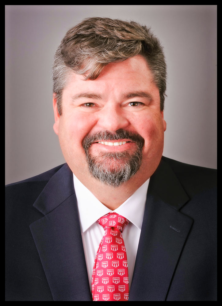 Photo of Douglas County Commissioner for District II, George Teal