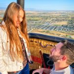 Photo of Jeremy Gamble proposed to his childhood neighbor Nikki Tobey