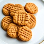 Photo of Keto Peanut Butter cookies