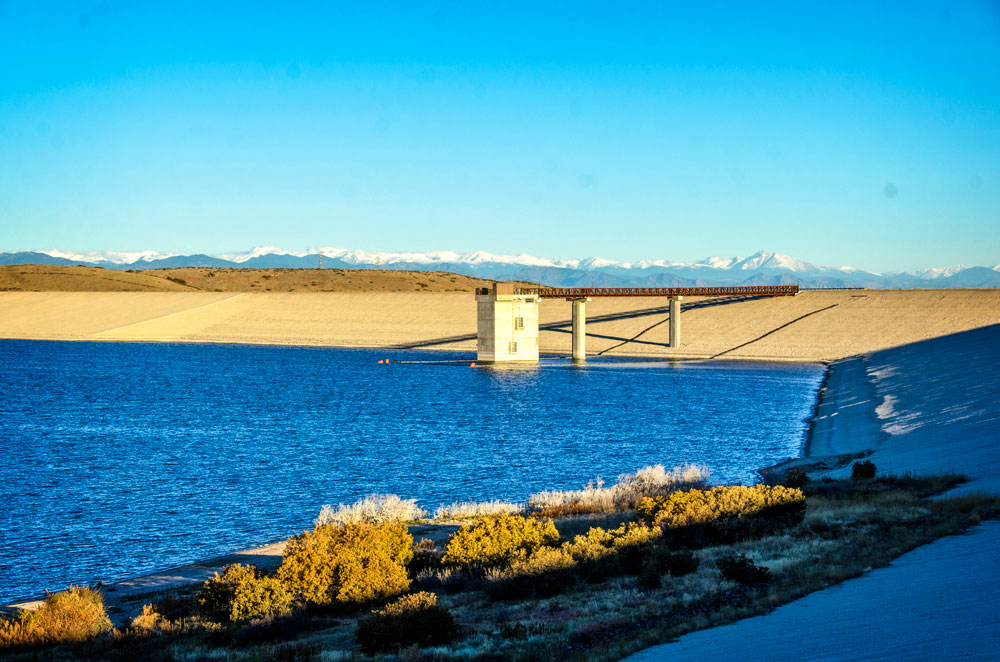 Photo of reservoir