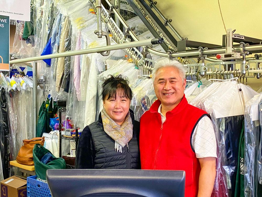 Photo of Kay and Jack Yi