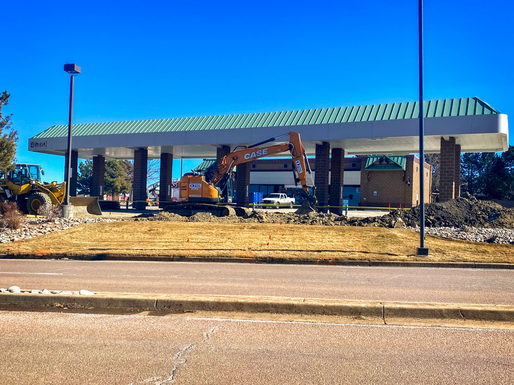 Photo of new 7-Eleven coming to Castle Pines