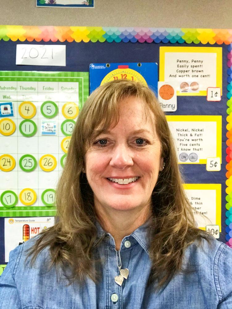 Photo of Special Needs teacher Amelia Graser