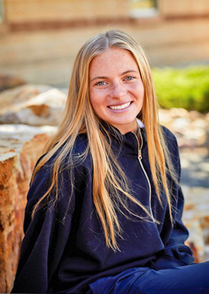 Kendall Ahern Girls Soccer, United States Air Force Academy, CO