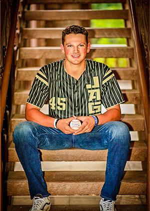 Zachary Taylor Baseball, College of San Mateo, CA