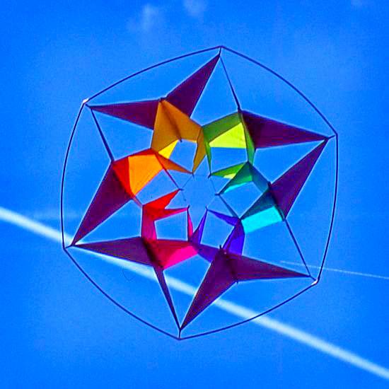 Photo of kite in the sky