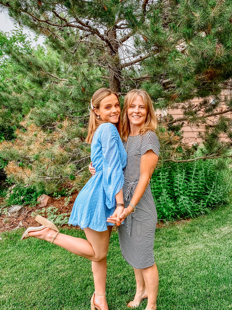 Photo of Pam and Sarah Swift