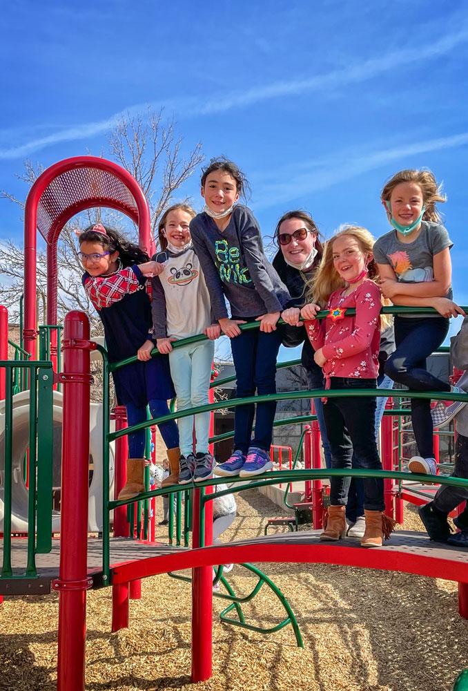 BASE camp kids at Buffalo Ridge Elementary a