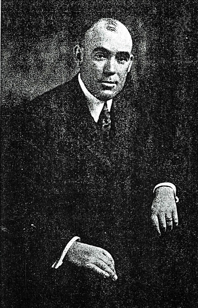 Photo of Clarence B. Frink