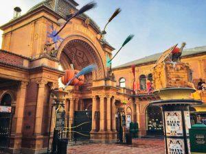 Photo of Tivoli Gardens amusement and pleasure park