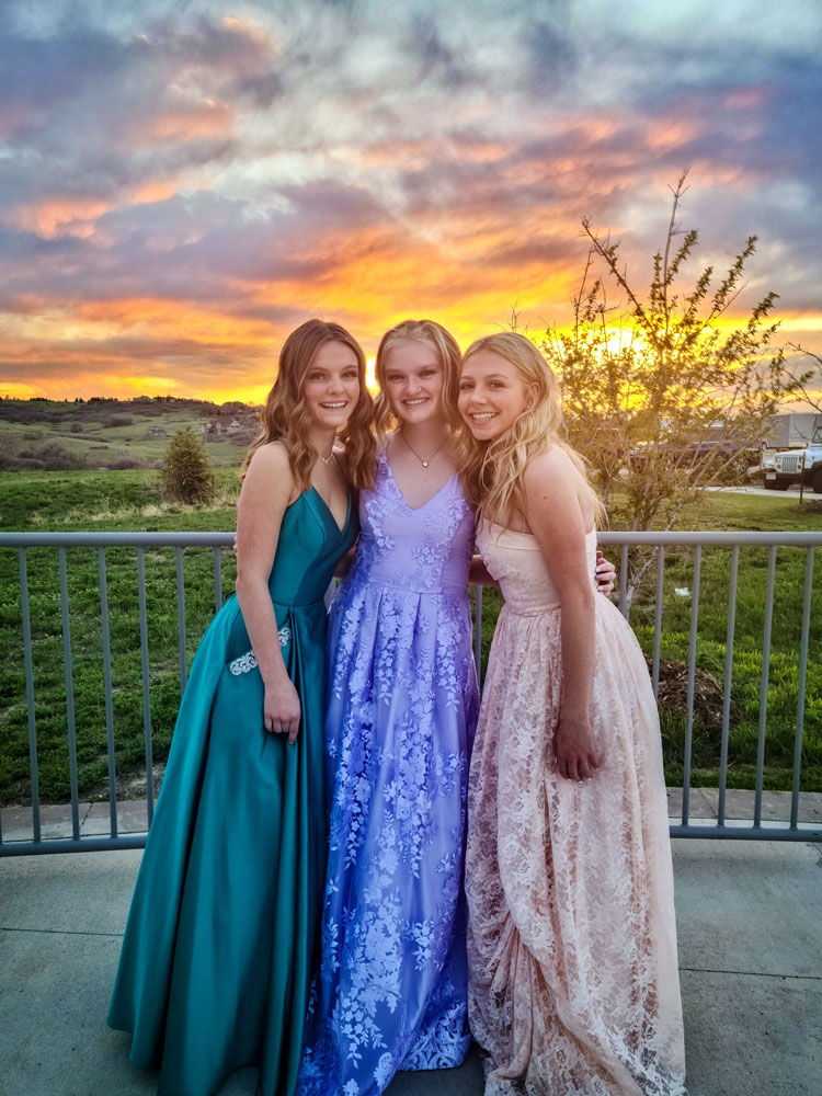 Photo of Journey Prom is one that will not be soon forgotten by students.