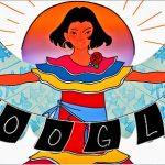 Isabella's Doodle design or Google