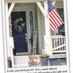 Photo of FRONT PORCH