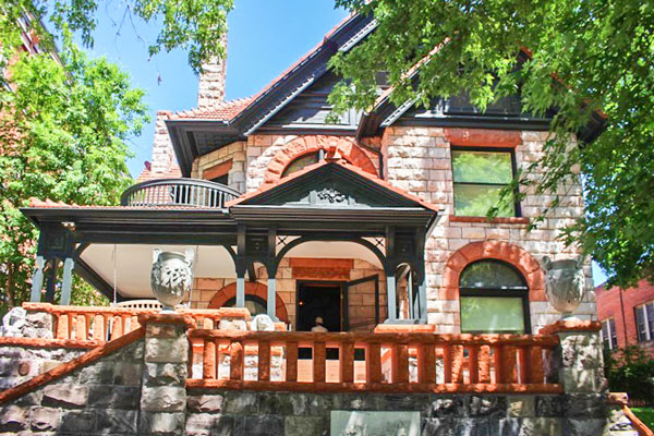 Photo of Molly Brown House