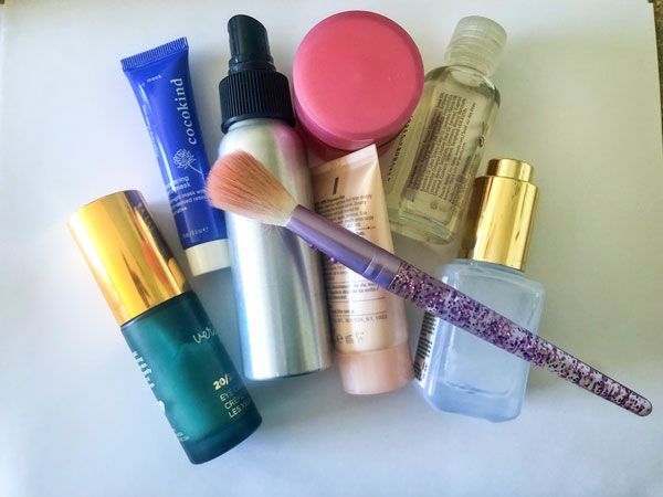 """Photo of """"clean"""" beauty products."""
