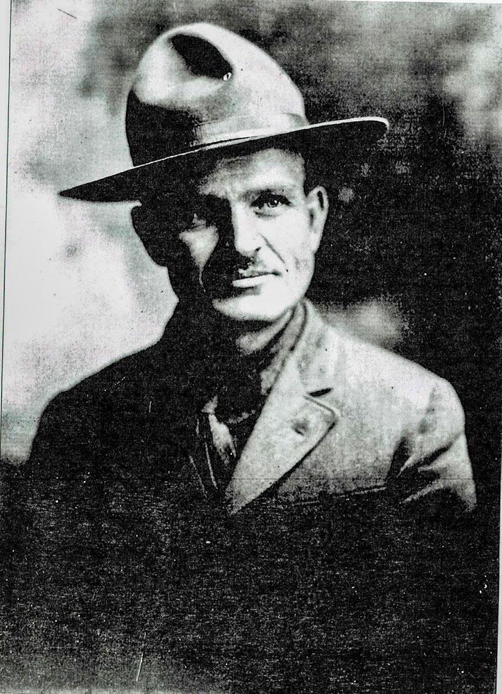 Photo of William R. Kreutzer,