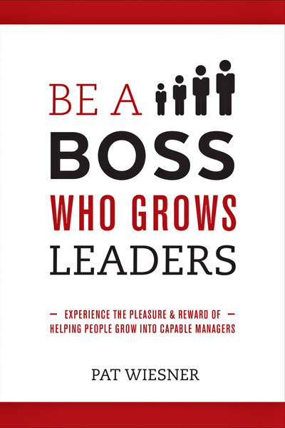 Photo of Be A Boss Who Grows Leaders book