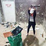 Photo of rage room