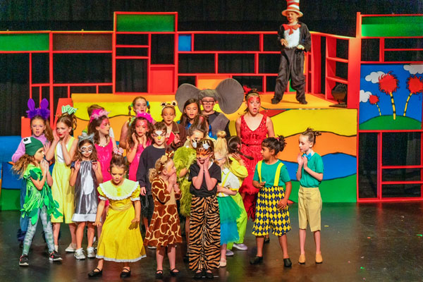 Photo of Seussical KIDS spectacular