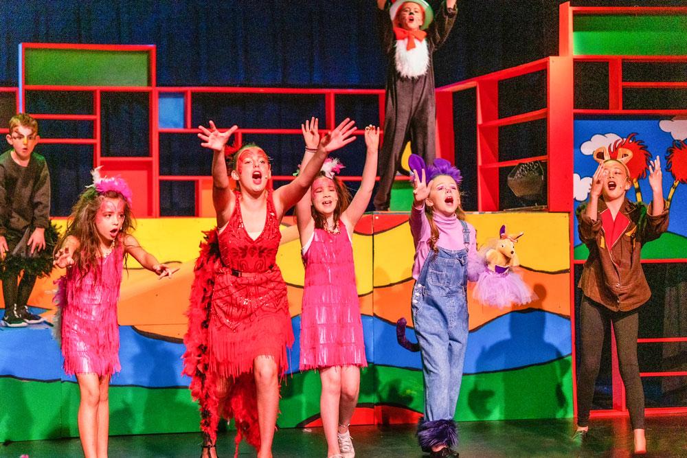 American Academy summer musical theater