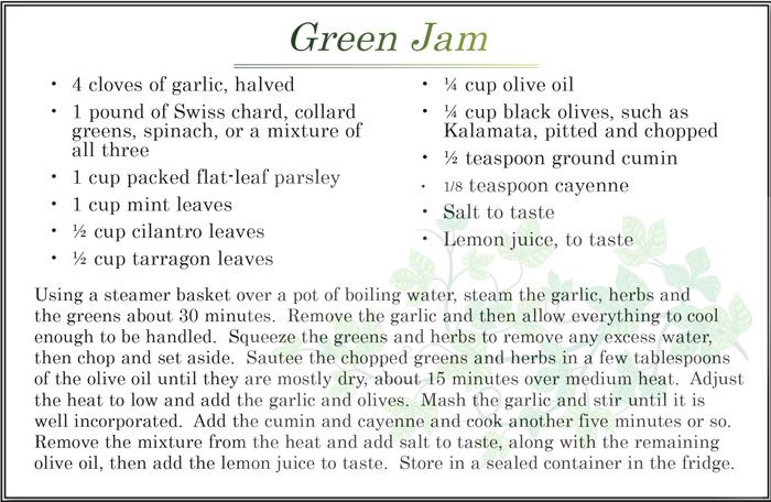 Photo of Green Jam