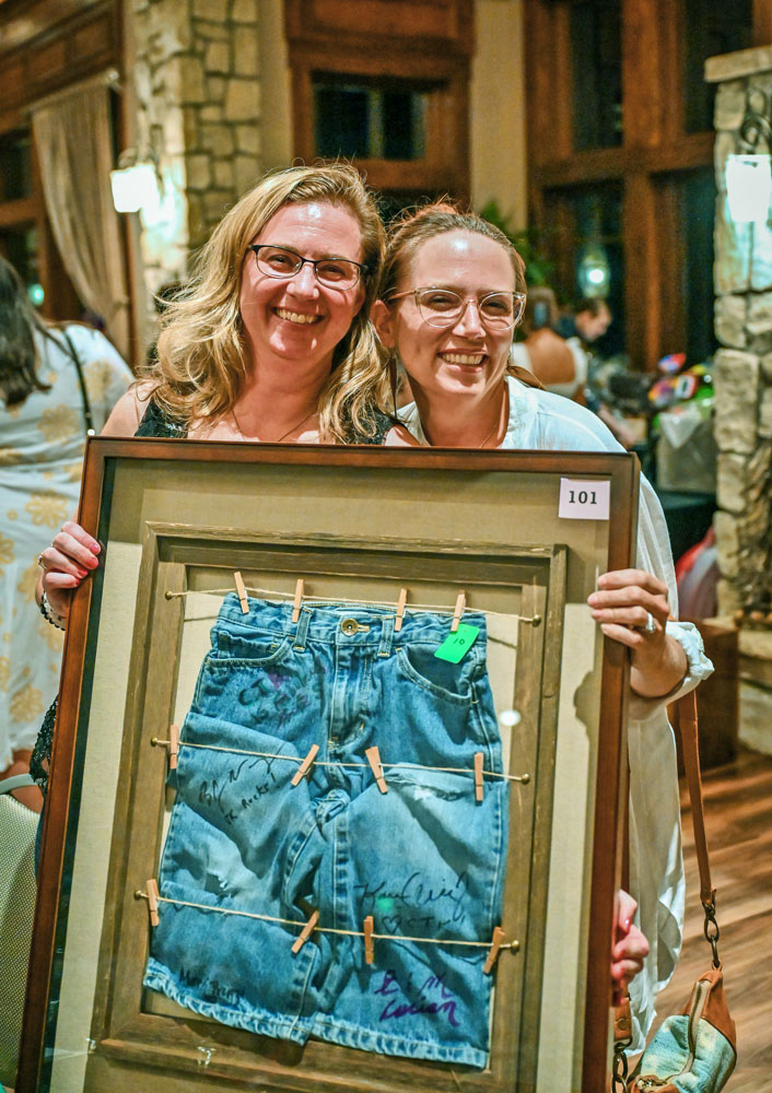 Photo of art from Blue Jean Bash