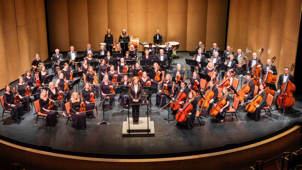 Photo of the Lone Tree Symphony Orchestra