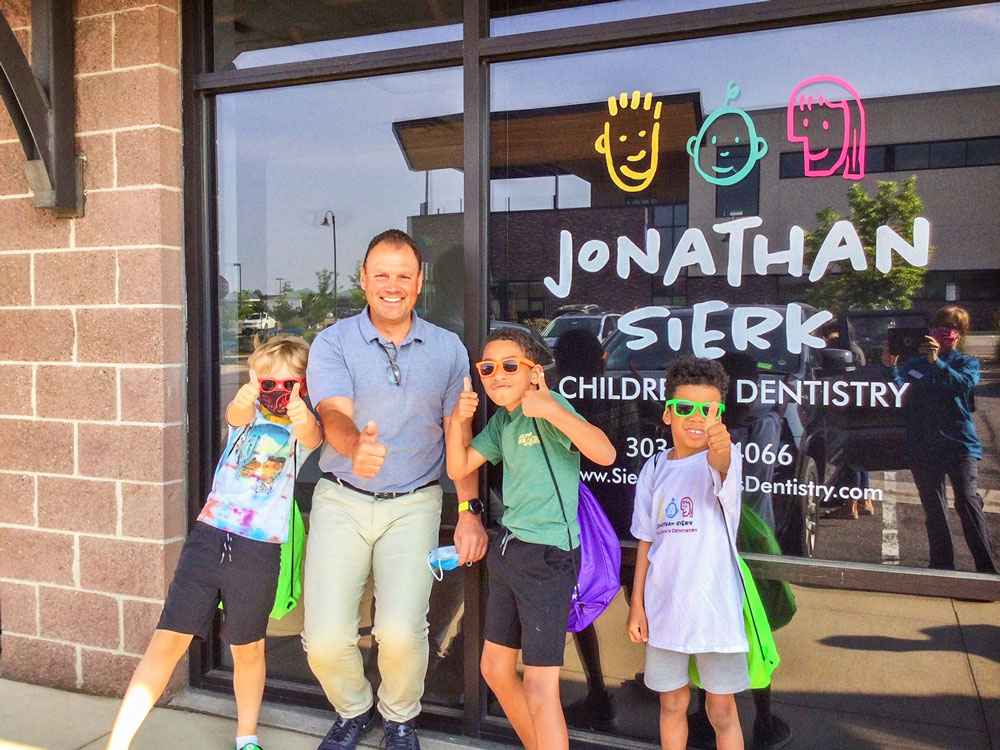 Photo of Sierk Children's Dentistry is now open in Castle Pines.