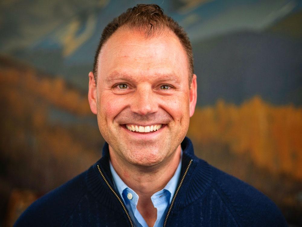 Photo of Dr. Jon Sierk