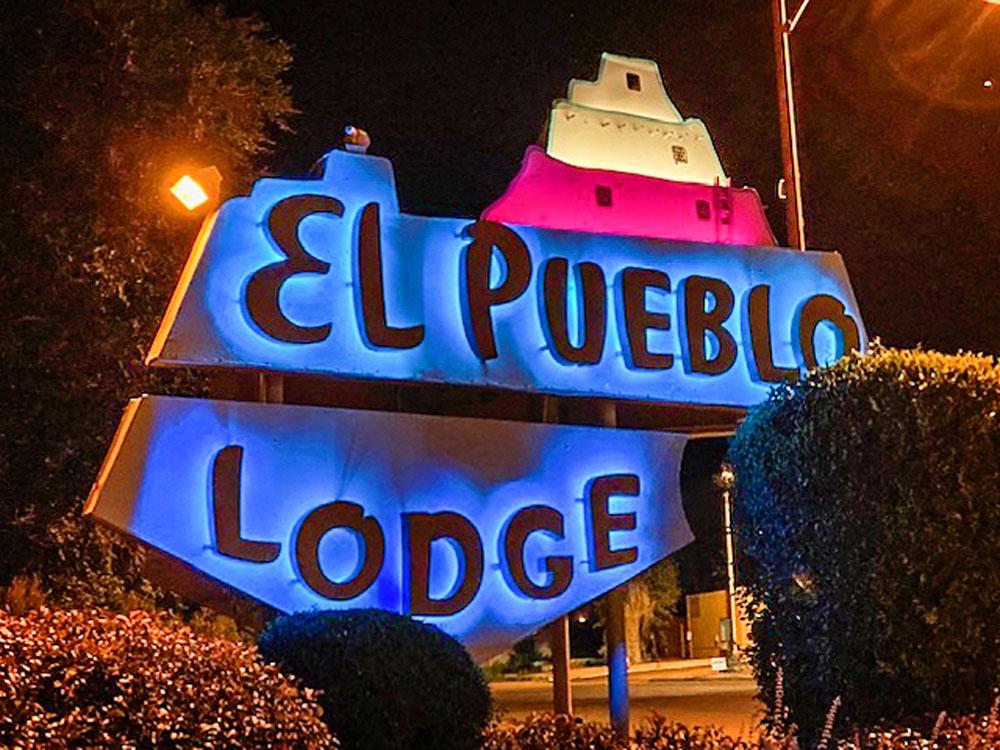 Photo of El Pueblo Lodge in Taos