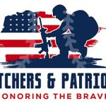 Pitchers and Patriots Logo